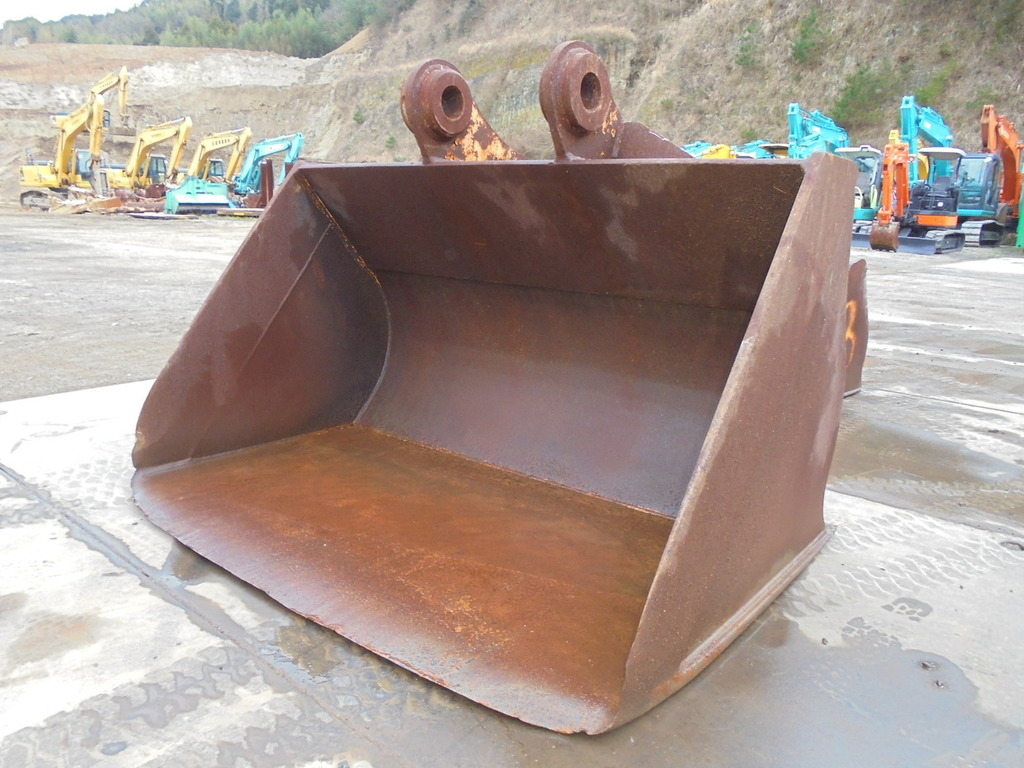 Used Construction Machine used  CAT CAT-0.7-SLOPE-BUCKET Photos