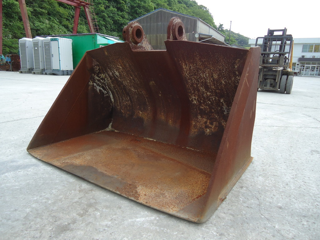 Used Construction Machine used  KATO WORKS KATO-0.7-SLOPE-BUCKET Photos