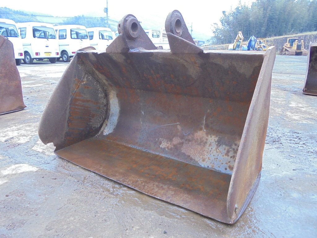 Used Construction Machine used  KOMATSU PC60-SLOPE-BUCKET Photos