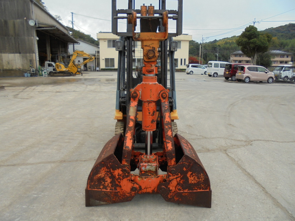 Used Construction Machine used  HITACHI S-HSP25 Photos