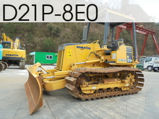 Used Construction Machine used  D21P-8E0 #90075, 2008Year 1830Hours
