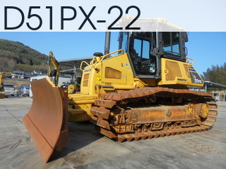 Used Construction Machine used  D51PX-22 #B12541, 2011Year 2222Hours
