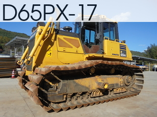 Used Construction Machine used  D65PX-17 #2387, 2013Year 3269Hours