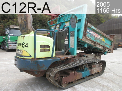 Used Construction Machine used  C12R-A #23016C, 2005Year 1166Hours