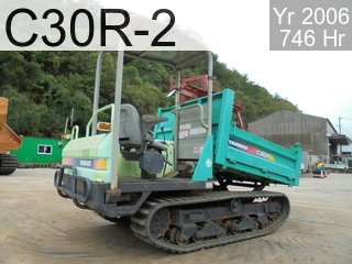 Used Construction Machine used  C30R-2 #21086C, 2006Year 746Hours