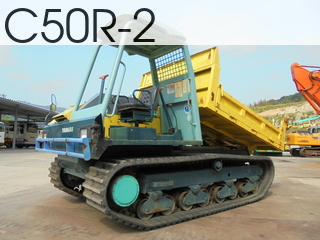 Used Construction Machine used  C50R-2 #30588C, 1993Year 1227Hours