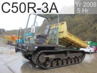 Used Construction Machine used  C50R-3A #41940C, 2008Year 5Hours