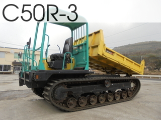 Used Construction Machine used  C50R-3 #40549C, 2001Year 2761Hours
