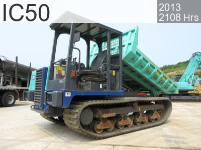 Used Construction Machine used  IC50 #CE003253, 2013Year 2105Hours