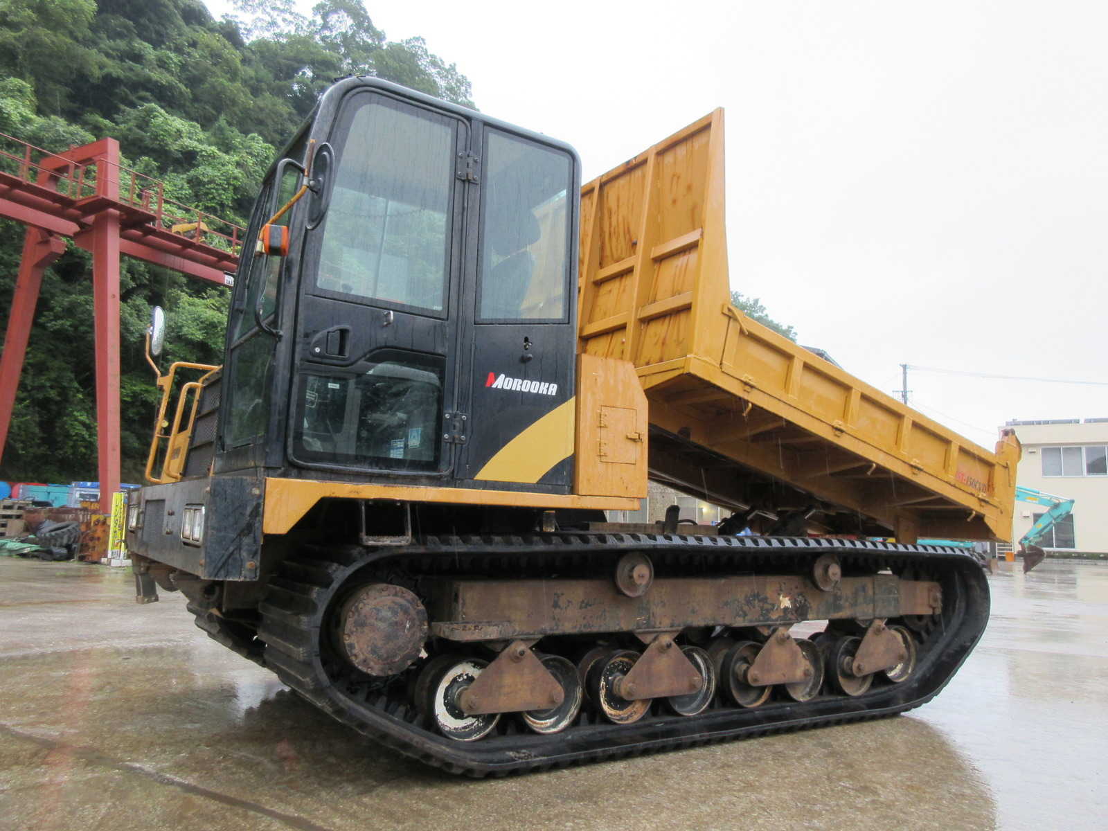 Used Construction Machine used  MOROOKA MST-1500VD Photos