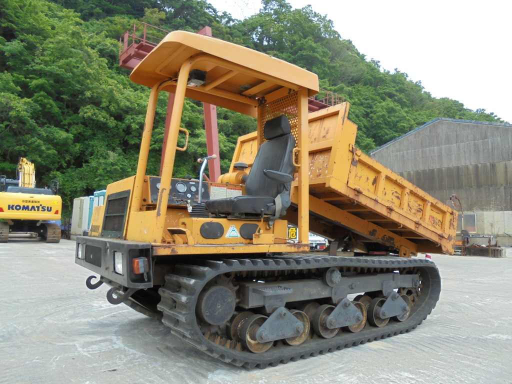 Used Construction Machine used  MOROOKA MST-600VD Photos
