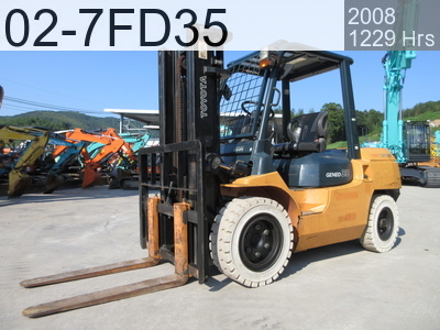 Used Construction Machine used  02-7FD35 #30464, 2008Year 1224Hours