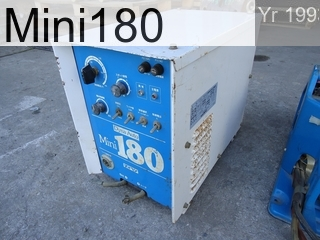 Used Construction Machine used  Mini180 #unknown260, 1993Year -Hours