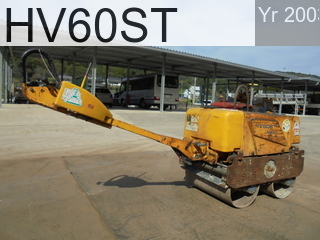 Used Construction Machine used  HV60ST #VHV12-42629, 2003Year -Hours