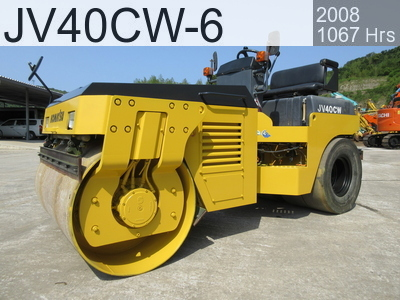 Used Construction Machine used  JV40CW-6 #7051, 2008Year 1067Hours