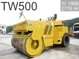 Used Construction Machine used  TW500 #21747, 1996Year 2776Hours