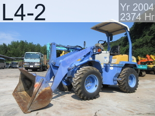 Used Construction Machine used  L4-2 #F36-03035, 2004Year 2374Hours