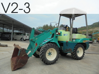 Used Construction Machine used  V2-3 #30549, 2004Year 1860Hours