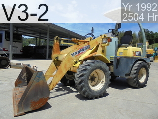 Used Construction Machine used  V3-2 #10538, 1992Year 2504Hours