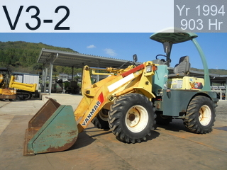Used Construction Machine used  V3-2 #21082, 1994Year 903Hours
