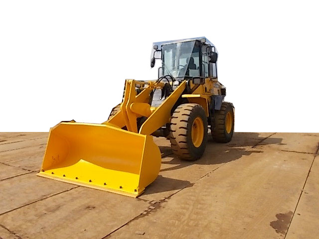 Used Construction Machine used Wheel Loader KOMATSU WA150-5 Photos