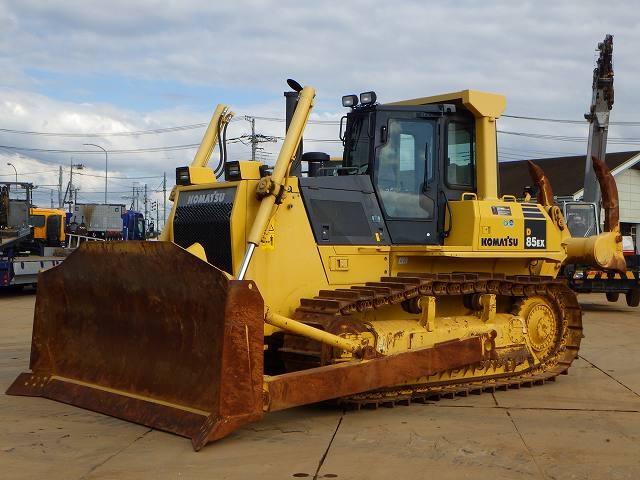Used Construction Machine used Bulldozer KOMATSU D85EX-15E0 Photos