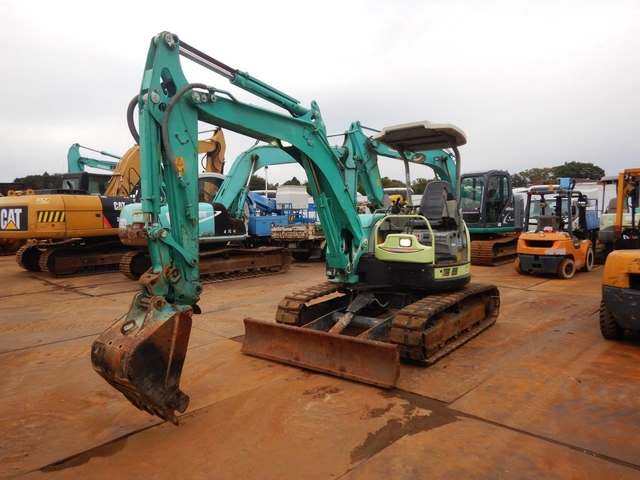 Used Construction Machine used Excavator YANMAR ViO40-5B Photos