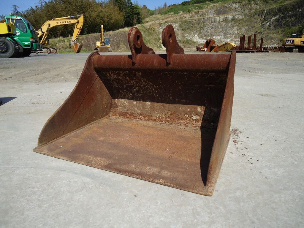Used Construction Machine used  Bucket Slope bucket Vio40-SLOPE-BUCKET Photos