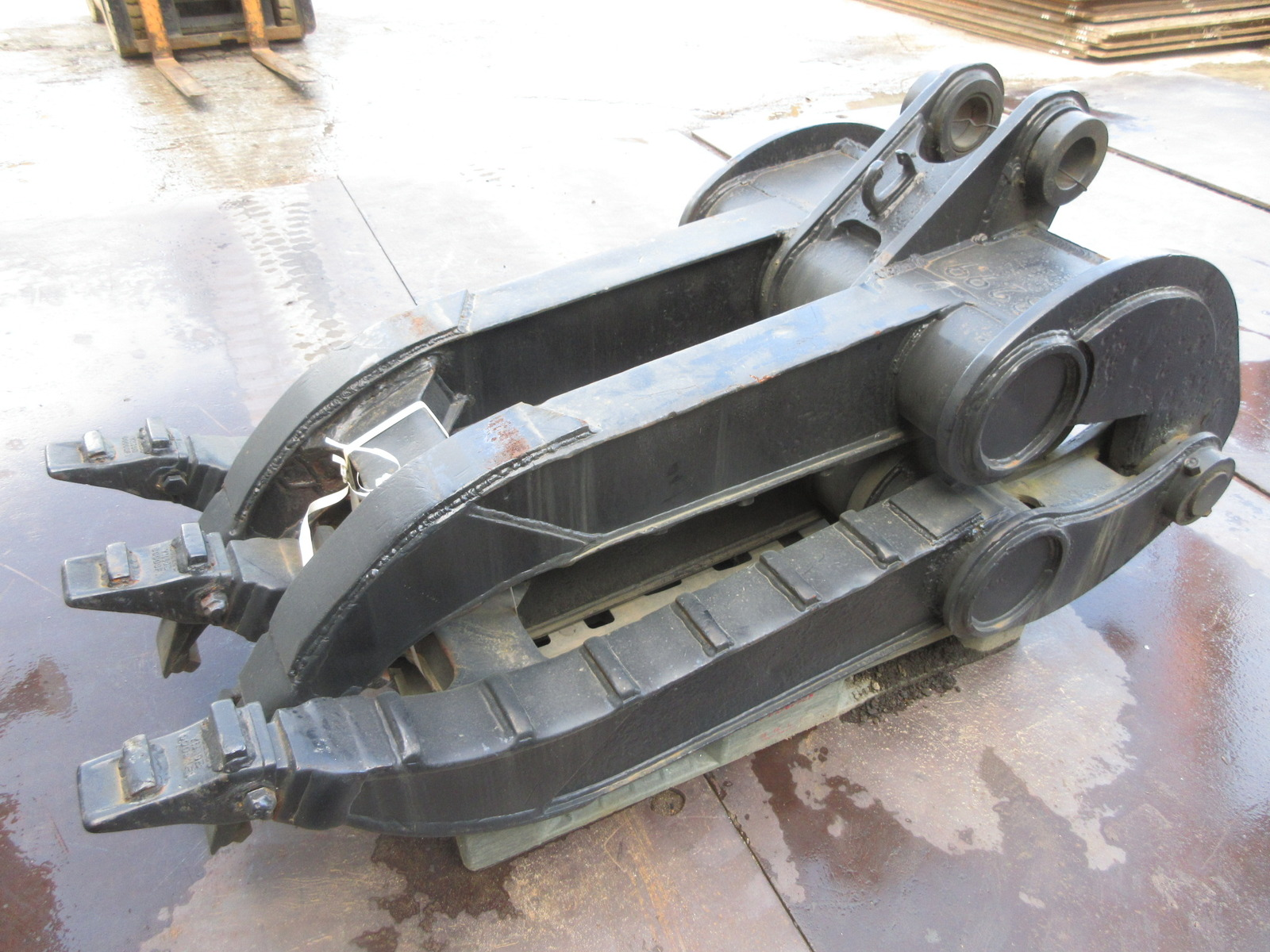 Used Construction Machine used  Fork Fork claw IFZ200 Photos